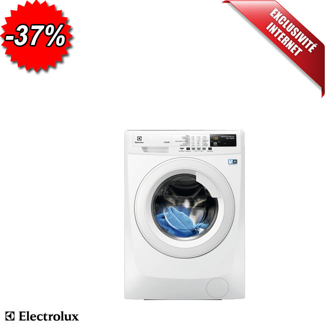 comena lave linge electrolux hublot 10 kg a ewf1405rc. Black Bedroom Furniture Sets. Home Design Ideas